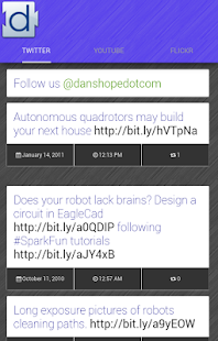 DanShope.com - screenshot