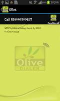 Screenshot of Olive