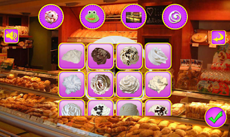 Screenshot of Cinnamon Roll - MAKE!