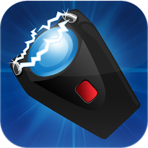 Try Taser Stun Gun app to prank your friends