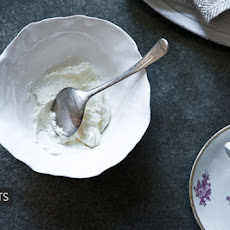 Vanilla and Lavender Pudding