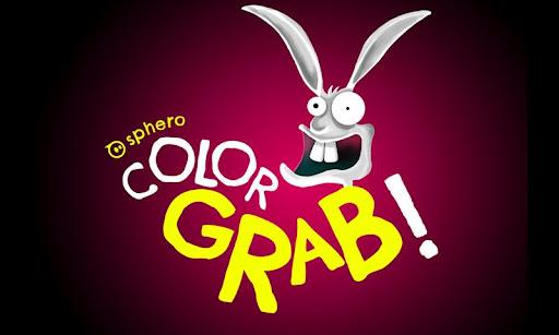 Sphero ColorGrab