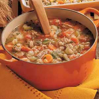 Beef Barley Soup With Short Ribs Recipes