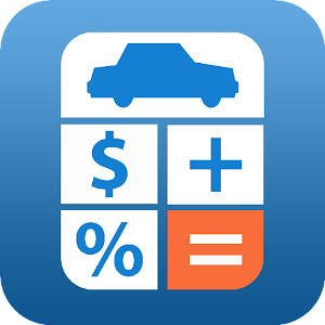 Car loan application calculator with balloon payment