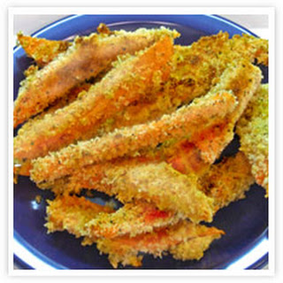 Panko Sweet Potato Sticks