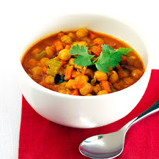 Spicy Chickpea Stew
