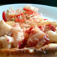 Cole's Greenwich Village Lobster Roll