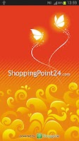 Screenshot of shoppingpoint24.com