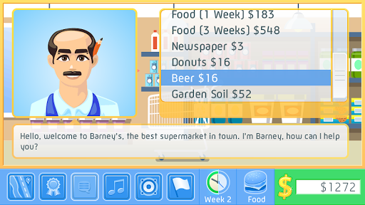 Easy Street - The life sim - screenshot