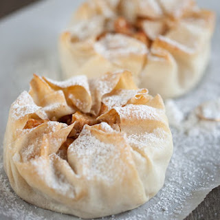 Mini Apple Pie Tartlets