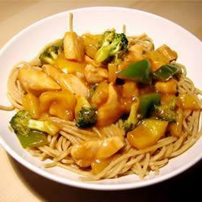 Best Sweet and Sour Chicken