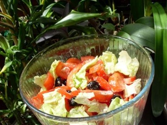 salade bart