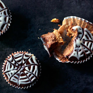 Chocolate Mini-Cheesecakes