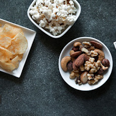 Feta and Walnut Spread with Fig Preserves