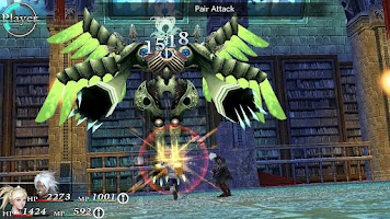Screenshot of CHAOS RINGS
