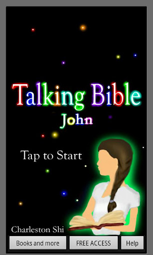 Talking Bible John
