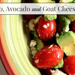 Avocado Salad Goat Cheese Recipes