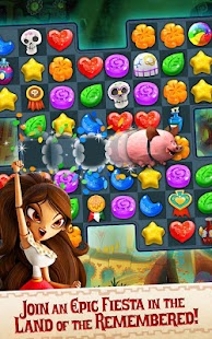 Sugar Smash: Book of Life - Free Match 3 Games..[Mod Money]