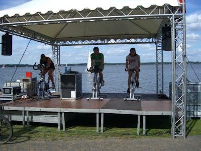 Schnappschüsse vom Fitness Festival 2008