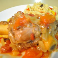 Fennel & Tomato Lamb Shanks for Kids