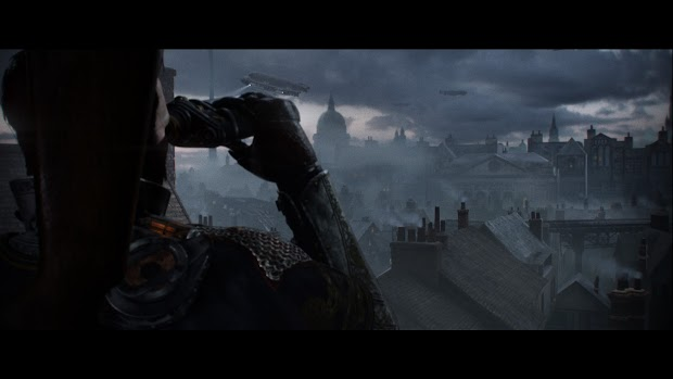 Victorian London revealed as a bleak place in the new trailer for The Order: 1886