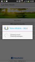 Screenshot of Telex Mobile - LITE