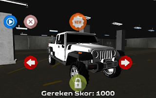 Screenshot of Car Game 2 3D