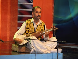 Screenshot of Khyber TV Music