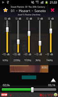 Screenshot of KicksPlayer ~Big Music Player~