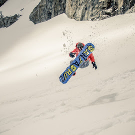 santa cruz by David Jonatan Flores Paton - Sports & Fitness Snow Sports