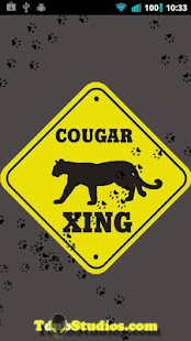 The Dianne Cougar Alert - screenshot