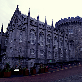 Dublin Castle by Deborah Russenberger - Buildings & Architecture Public & Historical ( castle )