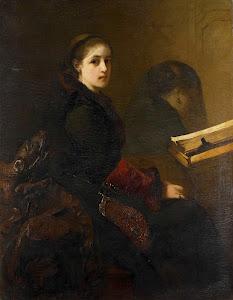 RIJKS: Christoffel Bisschop: painting 1904