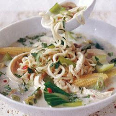 Oriental Chicken Noodle Soup