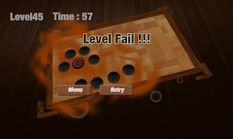 Screenshot of Tilt Labyrinth:Ball Maze3D