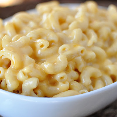 Skillet Creamy Macaroni and Cheese