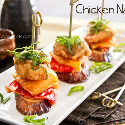 Chicken Nanban | Fried Chicken with Soy Vinegar Dressing