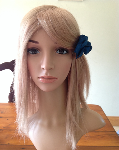 lucy human hair wig