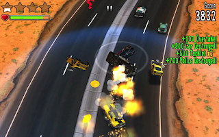 Screenshot of Reckless Getaway Free