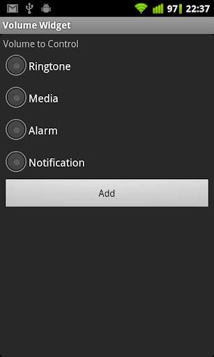 【免費音樂App】音量控制部件-APP點子