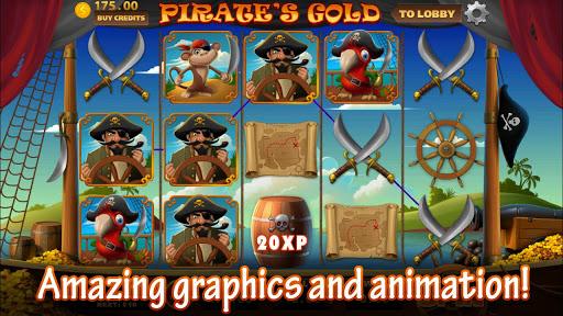 Jackpot Cruise Slots - screenshot