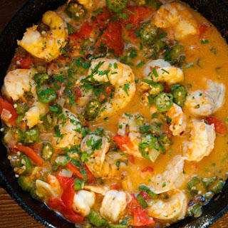 Shrimp Okra Stew Recipes