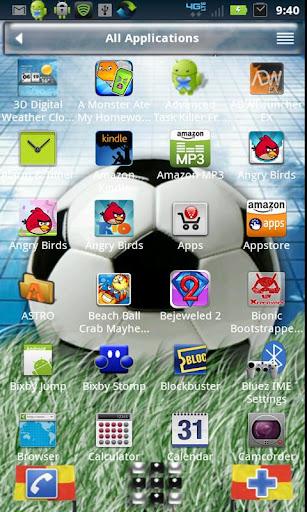 【免費個人化App】GDE Soccer Theme-APP點子