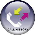 Call History &One touch redial icon