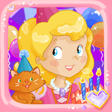 Princess Birthday Party Puzzle