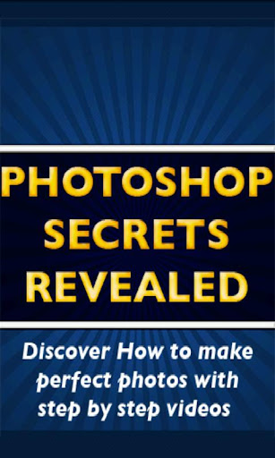 Photoshop Secrets Revealed