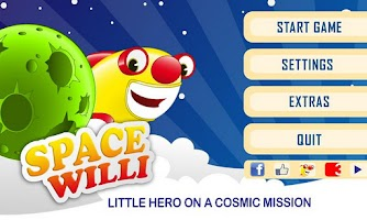 Screenshot of SPACEWILLI