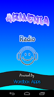 Screenshot of Armenia Radio