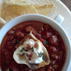 New England Red Chili