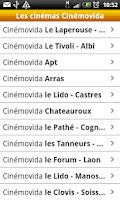 Screenshot of Cinémovida